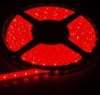 Лента светодиодная  красная S3528-60R(W)