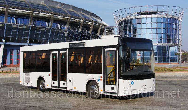 Новый автобус МАЗ 226 086
