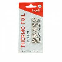 Термо-фольга для дизайна ногтей KODI 42
