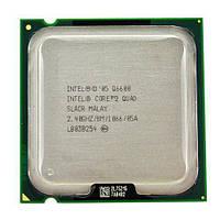Процессор INTEL CORE 2 Quad Q6600 4 ядра 2.4ГГц LGA 775 (z04014)