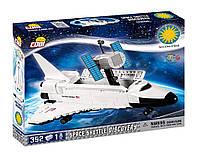 Конструктор COBI Smithsonian Space Shuttle Discovery Космічний корабель Дісковері 352 деталей (21076)