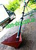 Шнековый погрузчик (зернометатель) диаметром 133 мм на 10 метров, с протравителем семян, фото 4