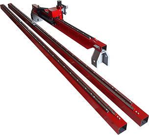 Комплект механики для самостоятельной сборки станка плазменной резки.