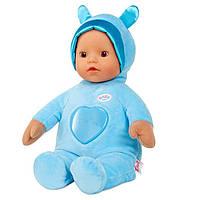 "Zapf Музична лялька пупс Бебі Берн ""Колискова""  Baby Born Goodnight Lullaby Boy-Brown Eyes Realistic Baby Doll"