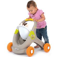 Ходунки коляска для куклы Minikiss Smoby 210206