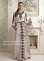 """Заготовка для вишивки """"Сукня дизайнерська Святковий орнамент"""" (Світ рукоділля)"""