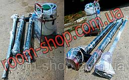 Шнековый погрузчик (перегрузчик) диаметром 159 мм на 4 метра, с протравителем семян, фото 2