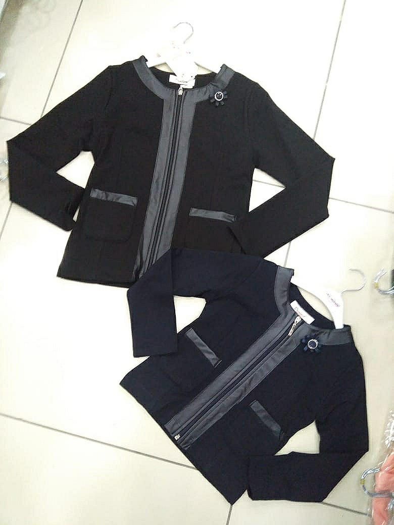Кофты пиджаки для девочек 116-164 рост