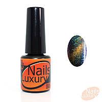 """Гель-лак """"Кошачий глаз"""" Nails Luxury USA №27"""
