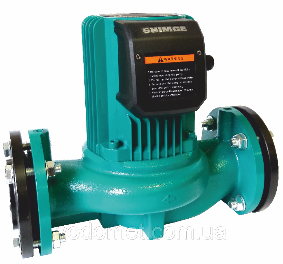 Циркуляционный насос SHIMGE XP40-18F-250 1300Вт Hmax=18м Qmax=15куб.м/час