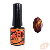 """Гель-лак """"Кошачий глаз"""" Nails Luxury USA №30"""