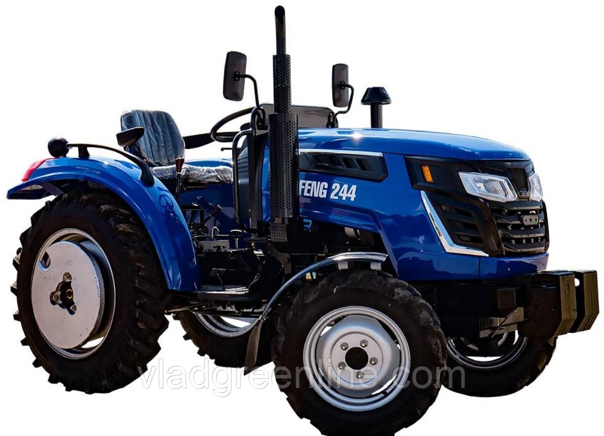 Трактор EURO FENG 244 (24 л.с., трехцилиндровый, блокировка дифференциала)