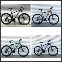 """Велосипед 29"""" колеса, рама 21"""" алюміній, 21 передача SHIMANO, 5 кольорів, фото 1"""