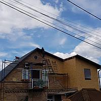 Кровельные работы.Строительство и реконструкции крыш.