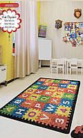 Коврик для детской комнаты  Chilai Home 100 на 160 см Puzzle