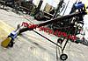 Шнековый погрузчик (зернометатель) диаметром 159 мм на 10 метров, с протравителем семян, фото 5