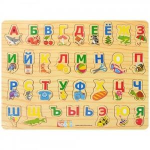Деревянная игрушка Алфавит , фото 2