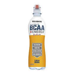 Амінокислоти Weider BCAA+Energy Drink 500 ml