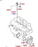 Прокладка форсунки топливной киа Спортейдж 4 2.0d, KIA Sportage 2018- Qle, 338183a000, фото 5