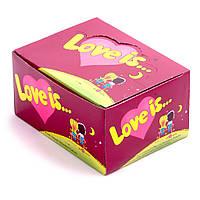 Жевательная резинка Love is... Вишня - Лимон