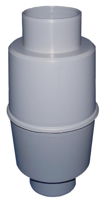 Запахозапирающий клапан Hutterer & Lechner для внутренних ливневых систем HL603