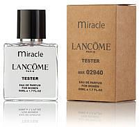 Туалетная вода женская Lancome Miracle 50 ml, Orign Tester, эко упаковка, фото 1