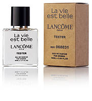 Туалетная вода женская Lancome La Vie est belle edp 50 ml, Orign Tester, эко упаковка, фото 1
