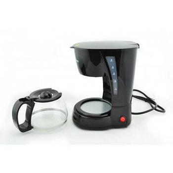 Капельная кофеварка Domotec MS-0707 на 600 мл (650W)