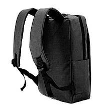 Рюкзак Xiaomi Classic Business Style Backpack 17L (Черный), фото 3