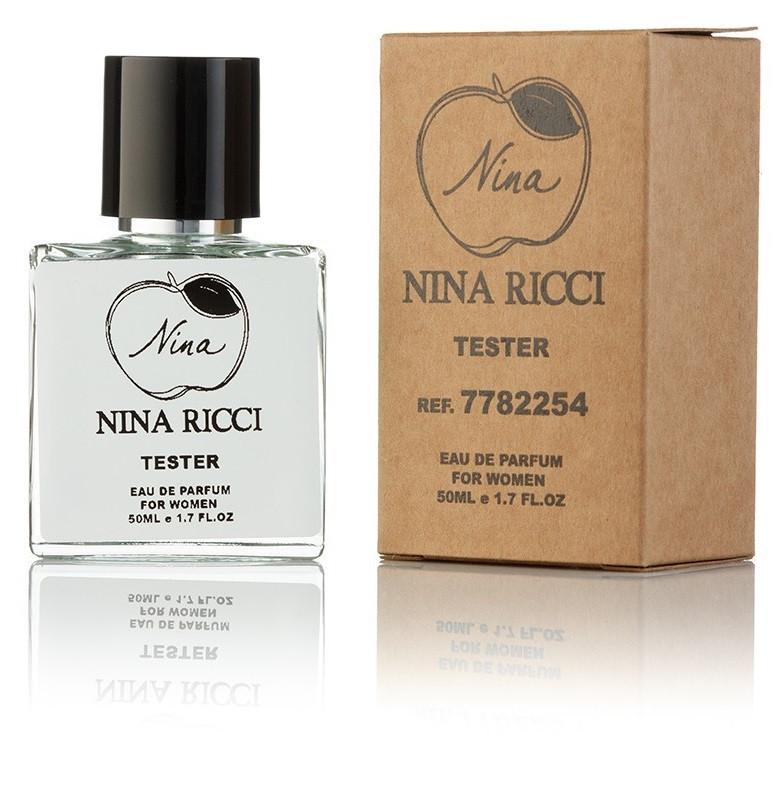 Туалетная вода женская Nina Ricci Nina 50 ml, Orign Tester, эко упаковка
