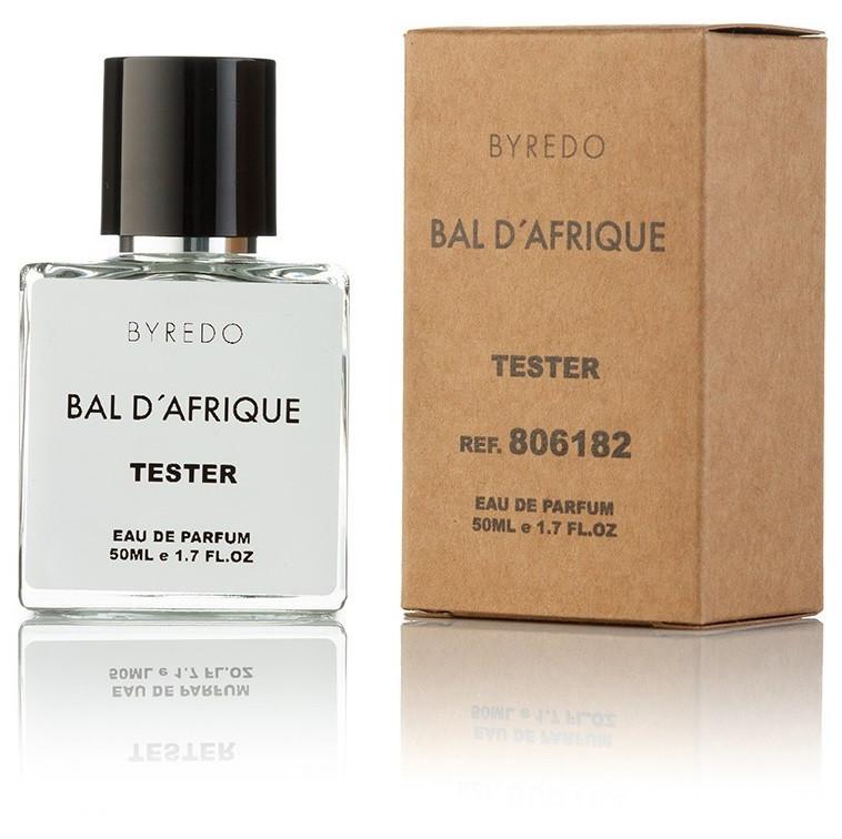 Туалетная вода унисекс Byredo Bal D'afrique 50 ml, Orign Tester, эко упаковка