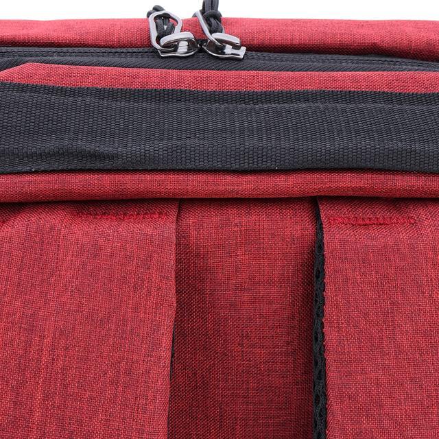 Рюкзак Xiaomi Classic Business Style Backpack 17L для ноутбука Черный Серый Красный