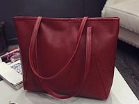 Повседневная сумка из эко - кожи