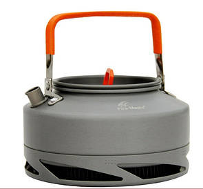 Туристический чайник 800 мл. с теплообменным элементом Fire Maple FMC-XT1 из анодированного алюминия.