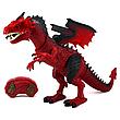 Игрушка дракон на радиоуправлении Same Toy Dinosaur Planet RS6159A (красный), фото 4