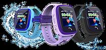 Умные смарт часы детские GPS SMART BABY WATCH Q300 S (DF25) Original
