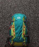 Туристический дорожный рюкзак Color Life 40 литров / 40L с металлическим каркасом LeadHake
