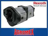 Гидравлический насос Steyr 9115 9145 BOSCH Rexroth