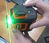 Лазерный 3D уровень Tekhmann TSL-12Green ✷гарантия 2 года✷✷алюминиевый кейс✷✷точность 1мм/10м✷
