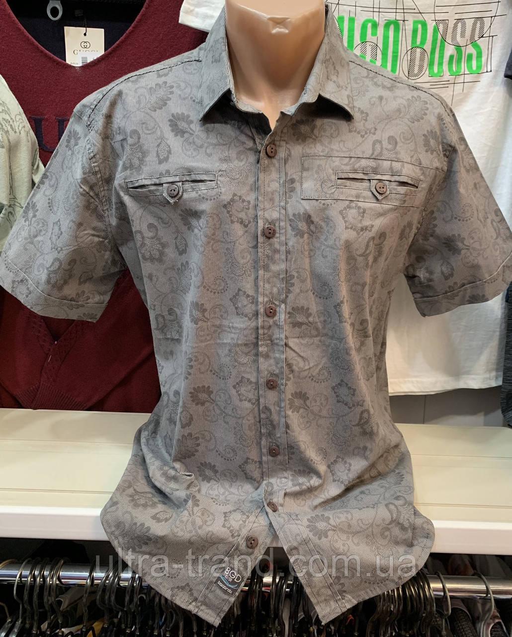 Стильные хлопковые фабричные мужские рубашки сорочки Турция