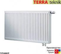 Стальной радиатор 22 тип 300*400 Terra Teknik нижнее подключение