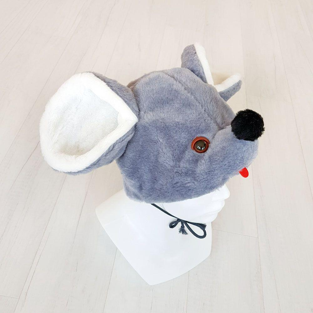 Маска Мышка маскарадная Символ 2020 года