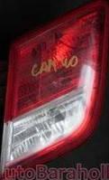 Продам фонари левый/правый в крышку багажника на Toyota Camry 40