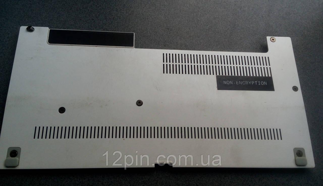 Сервисная крышка  Lenovo X100e, б/у оригинал