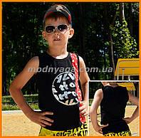 Майка для мальчика модная | Детские летние майки