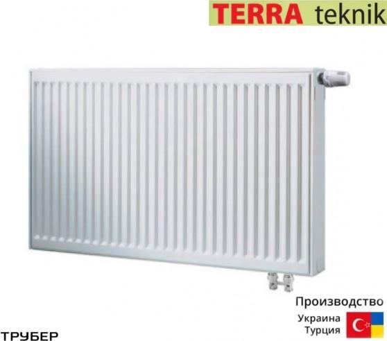 Стальной радиатор 11 тип 300*800 Terra Teknik нижнее подключение