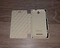 Чехол-книжка Sony Xperia E C1604 для телефона White