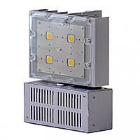 Cветильник энергосберегающий с использованием светодиодных матриц СЭС 4-65