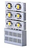 Cветильник энергосберегающий с использованием светодиодных матриц СЭС 6-185