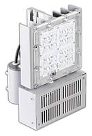 Cветильник энергосберегающий с использованием одиночных светодиодов СЭС 1-40